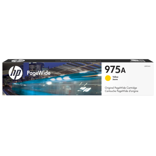 HP 975A Yellow Original PageWide Cartridge (L0R94AA)