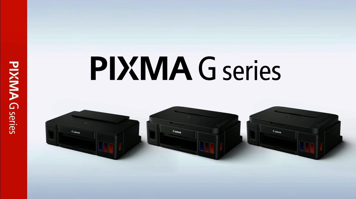 Canon PIXMA G2010 Máy In Phun Đa Chức Năng Tiếp Mực Liên Tục