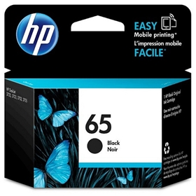 Mực in HP 65 Black Original Ink Cartridge (N9K02AA)
